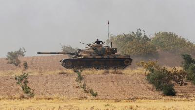 الجيش السوري يؤكد مقتل وجرح عدد من جنوده بقصف تركي على مواقع له