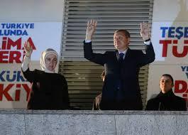 أردوغان يحتفل بفوزه بالانتخابات ويتوعد خصومه