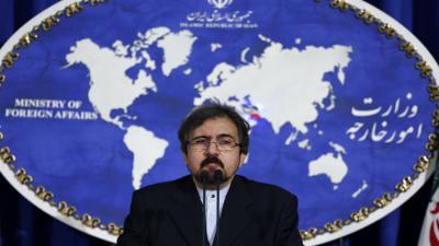 """إيران تصعد بشأن الجزر """" الإماراتية """"  الثلاث"""
