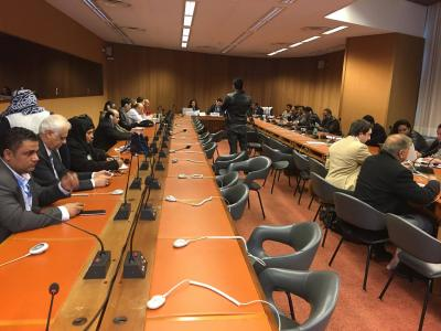 التحالف اليمني لرصد انتهاكات يدعو لتفعيل دور المؤسسات العقابية ضد منتهكي حقوق الإنسان