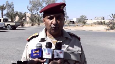 ناطق الجيش يقول أن الجيش على أبواب أرحب والعاصمة صنعاء..  ومقبلون على انتصارات تاريخية