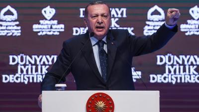 """أردوغان يصف هولندا بـ""""جمهورية الموز"""""""