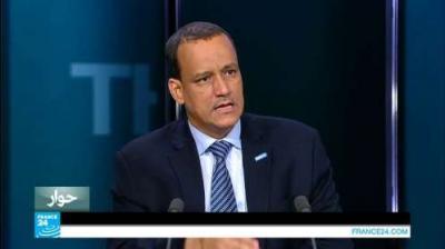 ولد الشيخ يكشف ملامح الحل السياسي المرتقب في اليمن ومن الذي سيصدر كافة قرارات خطة السلام