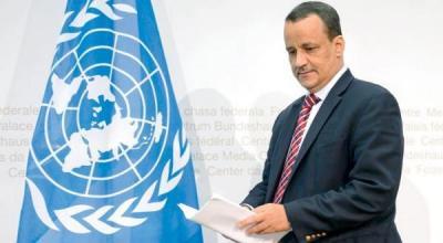 ولد الشيخ يقول أنه لا خطة جديدة لتسوية الأزمة اليمنية وينفي كل ما تم تداوله مؤخراً
