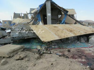 بيان صادر عن وزارة الأوقاف بشأن جريمة القصف الصاروخي الذي إستهدف مسجد كوفل بمأرب والذي راح ضحيته عشرات القتلى