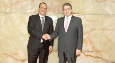 ولد الشيخ يختتم جولة أوروبية ويحذر من تداعيات تأخر الحل اليمني