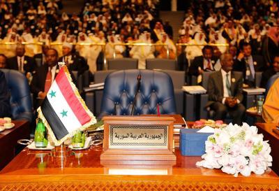 دمشق ليست مدعوة إلى القمة العربية المقبلة
