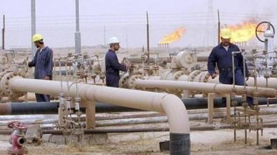"""محافظ مأرب """" العرادة """" يناقش مع المخلافي آليه تحصيل حصة مأرب من عائدات النفط والغاز"""