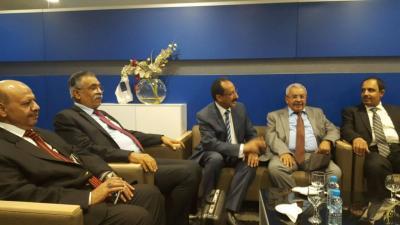 وفد من أعضاء مجلس النواب يصل المغرب لتمثيل اليمن في الدورة 24 لاتحاد البرلمانيين العرب ( الأسماء)