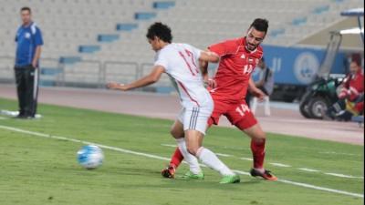 المنتخب الفلسطيني يهزم نظيره اليمني ودياً في الإمارات