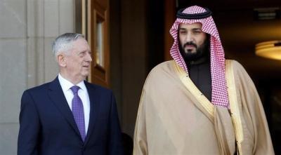 تطورات جديدة في الموقف الأمريكي بشأن الأزمة اليمنية .. وزير الدفاع الأمريكي يطلب انخراطا أكبر وأوسع في حرب اليمن