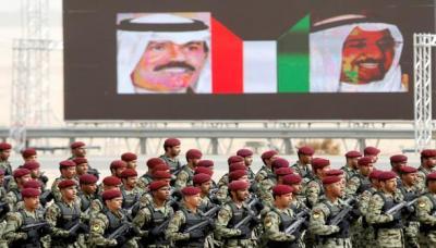 """قبول """" البدون"""" في الجيش الكويتي"""