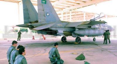 السعودية ترفع رواتب الطيارين المقاتلين بنسبة تصل لـ60%
