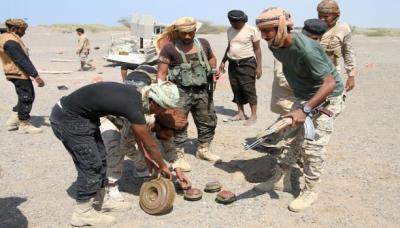 اليمن يعود إلى زمن ولّى بشأن الألغام