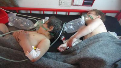 فرنسا وبريطانيا والسويد يطلبون جلسة طارئة لمجلس الأمن بعد الهجوم الكيماوي في سوريا