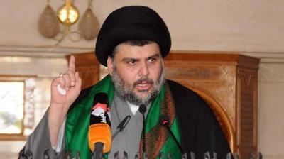 الزعيم الشيعي العراقي مقتدى الصدر يدعو الأسد إلى التنحي
