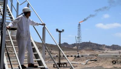 الحكومة تتخذ طرق جديدة لنقل صادرات النفط من قبضة الحوثيين