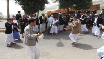 الحرب والخوف يحكمان أعراس اليمن
