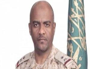 """ناطق التحالف """" عسيري """" : التحالف ينفذ حظراً بحرياً وليس حصاراً ولن نسمح بمليشيات في اليمن مثل مليشيات حزب الله"""