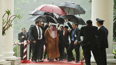 رئيس إندونيسيا يقول أنه خاب ظنه بالملك سلمان !