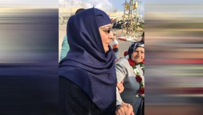 """من هي لينا الجربوني """" عميدة الأسيرات الفلسطينيات """" والتي أطلق سراحها اليوم بعد 15 عاماً من السجن"""