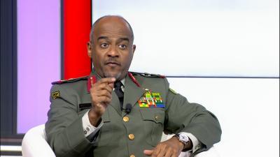 """ناطق التحالف """" عسيري """" يكشف عن العرض الذي تقدم به الرئيس المصري """" السيسي"""" لمساندة قوات التحالف ويقول بأن القوات السعودية قادرة على إحتلال اليمن في أيام !"""