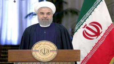 روحاني ينتقد تدخلات الحرس الثوري