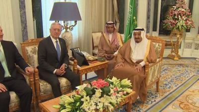 وزير الدفاع الإيراني يرد على وزير الدفاع الأمريكي الذي هاجم إيران من السعودية