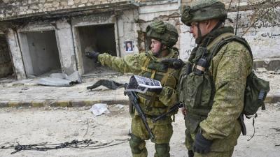 مقتل مستشار عسكري روسي في سوريا