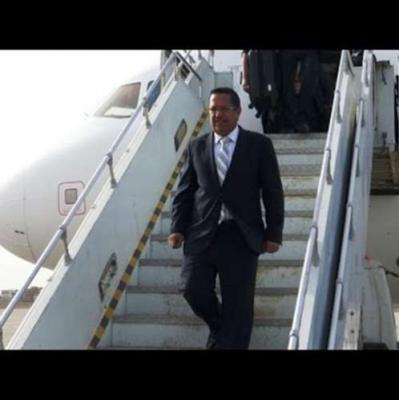 بن دغر يغادر إلى جنيف