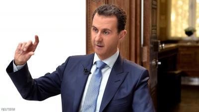الأسد يكشف سبب عدم التصدي للضربة الأميركية على قاعدة الشعيرات