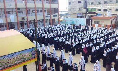 الإعتداء على معلمات وطالبات مدرسة سُكينه بالعاصمة صنعاء تصل البرلمان واللجنة البرلمانية تكتفي بالتوصيات وتحمّل الداخلية المسؤولية