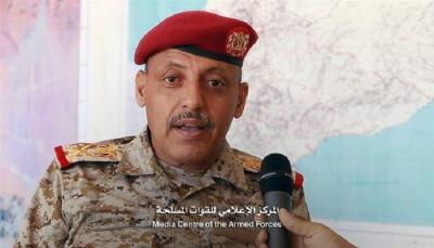 قائد المنطقة العسكرية السادسة يكشف عن معلومات مسبقه حالت دون إستهدافه ومجموعه من الضباط بصاروخ باليستي أطلقه الحوثيون