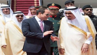 دور أميركي ينهي الخلاف المصري السعودي بشأن اليمن وسوريا