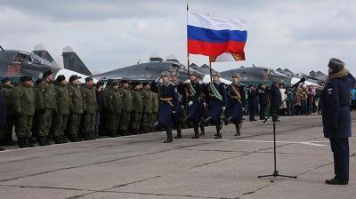 روسيا تتجاوز السعودية كأكبر ثالث دولة في الإنفاق العسكري العالمي