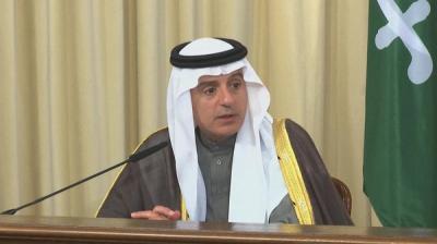 الجبير : السعودية تنسق مع روسيا بشأن الأزمة في سوريا