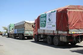 الحكومة توجه رساله إلى الأمم المتحدة بشأن تحويل مسار الإغاثة عبر ميناء عدن