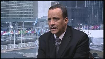 ولد الشيخ يكشف عن مفاوضات مرتقبه بين الأطراف اليمنية