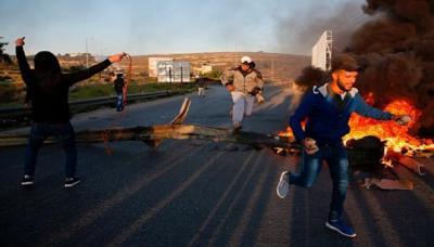 إضراب شامل في الضفة الغربية دعماً للأسرى