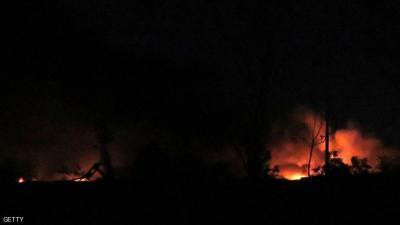 دمشق تؤكد الضربة الإسرائيلية فجر الخميس وتكشف خسائرها