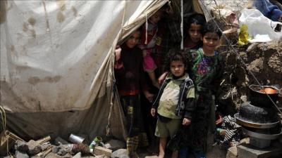 أطفال تعز اليمنية.. بين الموت جوعًا أو قصفًا (تقرير)