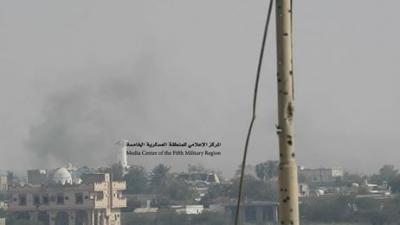 آخر مستجدات المعارك من جبهة ميدي .. الجيش يتقدم ويسيطر على مواقع جديدة