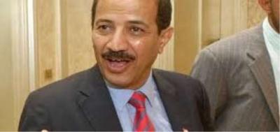 """القيادي المؤتمري والوزير في حكومة بن حبتور """" هشام شرف """" يهين قيادي حوثي أثناء زيارته لوزارة التخطيط بصنعاء"""