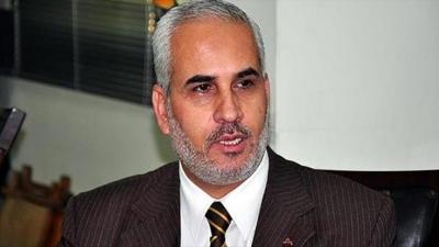 """حماس : تهديدات عباس يجب أن تكون لـ """"أعداء الوطن"""" وليس للشركاء فيه"""
