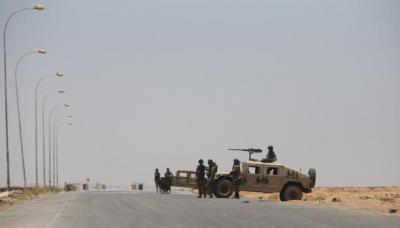 شركة أميركية تتولّى مهام تأمين طريق العراق - الأردن