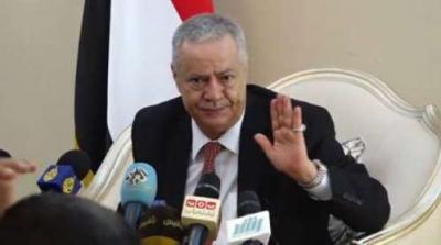 """محافظ عدن """" المفلحي """" ينتقد العنصريين ويقول :  لا نريد كلمة دحباشي و ريادة عدن لن تعود الا بمحاربة العنصرية"""