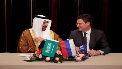 روسيا والسعودية تتفقان على تمديد اتفاق خفض إنتاج النفط