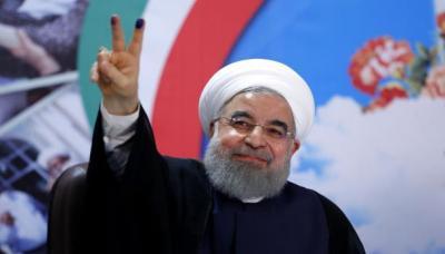روحاني بعد فوزه بالرئاسة الإيرانية : قوة الحرس الثوري تعزّز الأمن