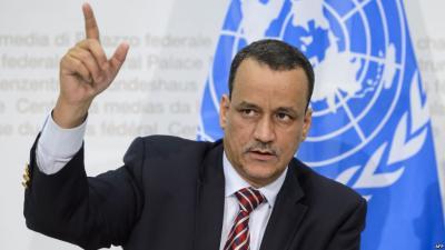 """مصدر أممي يؤكد تعرض موكب المبعوث الأممي """" ولد الشيخ """" لهجوم مسلح بصنعاء"""