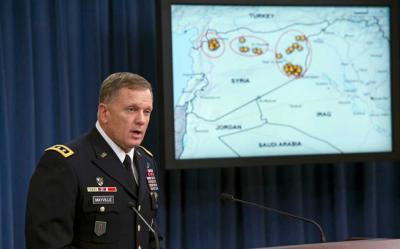 وزارة الدفاع الأمريكية تعلن رسيماً عن إصابة عدداً من الجنود الأمريكيين بمأرب في إنزال جوي
